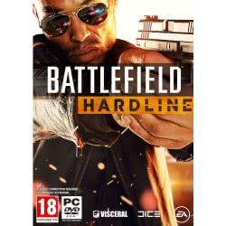EA GAMES PC BATTLEFIELD HARDLINE CD00-02488 5030934112413