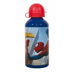 GIM Spiderman Παγούρι Αλουμινίου Με Καπάκι 500 Ml 557-20230 5204549116108