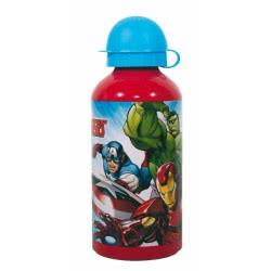 GIM Avengers Παγούρι Αλουμινίου Με Καπάκι 500 Ml 557-53230 5204549116023