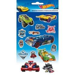 GIM Hot Wheels Reflective Stickers Αυτοκόλλητα 779-80427 5204549115453