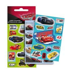GIM Cars Laser Stickers Αυτοκόλλητα 772-16510 5204549115255