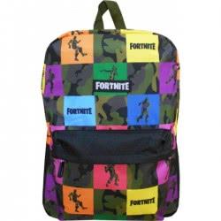 GIM Fortnite Colors Πολυθεσιακή Τσάντα Πλάτης 300-00057 5411217882719