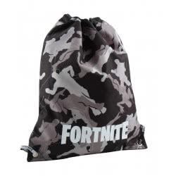 GIM Fortnite Gym Bag - Black 300-00061 5411217882795
