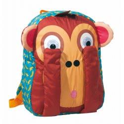 GIM Monkey Σακίδιο Πλάτης Νηπιαγωγείου - Μαϊμού 312-00053 5204549117419