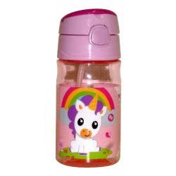 GIM Fisher-Price Unicorn Παγούρι Πλαστικό 350 Ml - Μονόκερος 571-48204 5204549117556