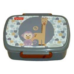 GIM Fisher-Price Giraffe And Monkey Δοχείο Φαγητού (Micro) Καμηλοπάρδαλη Και Μαϊμού 571-46265 5204549117525