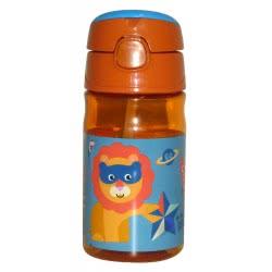 GIM Fisher-Price Lion Plastic Canteen 350 Ml 571-47204 5204549117532