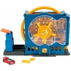 Mattel Hot Wheels City Super Bank Blast Out Σετ Παιχνιδιού FNB15 / GBF96 887961713930