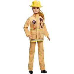 Mattel Barbie 60 Anniversary - Firefighter GFX29 887961772098