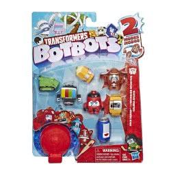Hasbro Transformers Botbots Toys Series 2 Spoiled Rottens Φιγούρες Έκπληξη - 4 Σχέδια E3494 / E4146 5010993601950