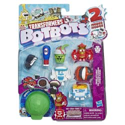 Hasbro Transformers Botbots Toys Series 2 Swag Stylers Figures - 4 Designs E3494 / E4148 5010993601943