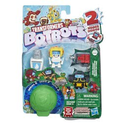 Hasbro Transformers Botbots Toys Series 2 Shed Heads Φιγούρες Έκπληξη - 3 Σχέδια E3486 / E4139 5010993601967