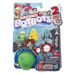 Hasbro Transformers Botbots Toys Series 2 Music Mobs Φιγούρες Έκπληξη - 3 Σχέδια E3486 / E4140 5010993601929