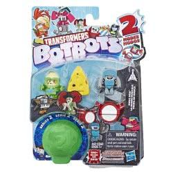 Hasbro Transformers Botbots Toys Series 2 Music Mobs Figures - 3 Designs E3486 / E4140 5010993601929