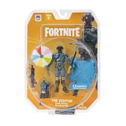 GIOCHI PREZIOSI Fortnite The Visitor Early Game Survival Kit S2 Φιγούρα Δράσης 10 Εκ. FRT32000 8056379082279