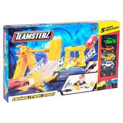 As company Teamsterz Demolition Dash Πίστα Με Πέντε Αυτοκίνητα 7535-16646 5050841664614