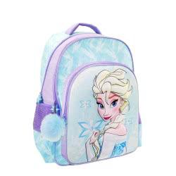 Diakakis imports Disney Frozen 3D Τσάντα Πλάτης Δημοτικού 000562233 5205698423529