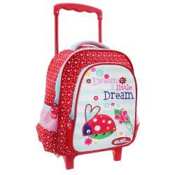 MUST Dream A Little Dream Τσάντα Τρόλλεϋ Νηπιαγωγείου Πασχαλίτσα 000579530 5205698423246
