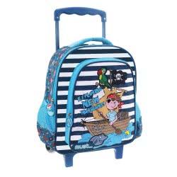 MUST Exploring New Horizons Kindergarten Trolley Pirate - Blue 000579527 5205698423277