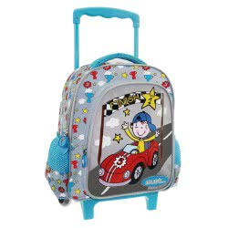 MUST Racing Car Finish N. 1 LED Kindergarten Trolley 000579528 5205698423321