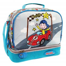 MUST Racing Car Finish N. 1 Lunch Bag 000579551 5205698424250