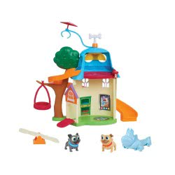 GIOCHI PREZIOSI Puppy Dog Pals Doghouse Playset JPL94035 886144940361