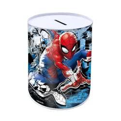 Diakakis imports Spiderman Κουμπαράς Μεταλλικός - Σπάιντερμαν 000500901 5205698430756