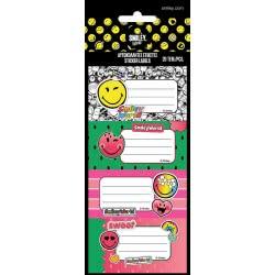 Diakakis imports Smiley World Sticker Labels Αυτοκόλλητες Ετικέτες 20 Τεμαχίων 000504523 5205698202827