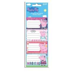 Diakakis imports Peppa Pig Sticker Labels Αυτοκόλλητες Ετικέτες 20 Τεμαχίων 000482404 5205698407574