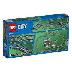 LEGO City Trains Switch Tracks 60238 5702016364675