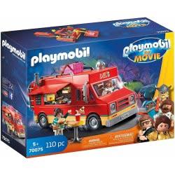 Playmobil The Movie Η Καντίνα Του Ντελ 70075 4008789700759