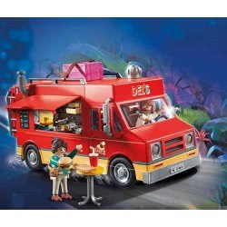 Playmobil The Movie Dels Food Truck 70075 4008789700759