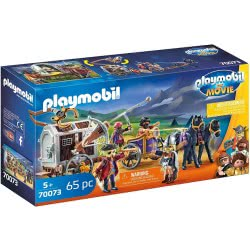 Playmobil The Movie Ο Τσάρλι Συλλαμβάνεται Από Τους Πειρατές 70073 4008789700735