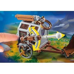 Playmobil The Movie Charlie With Prison Wagon 70073 4008789700735