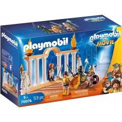 Playmobil The Movie Ο Αυτοκράτορας Μάξιμος Στο Κολοσσαίο 70076 4008789700766