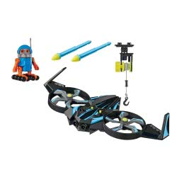 Playmobil The Movie Robotitron With Drone 70071 4008789700711