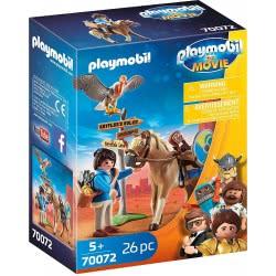 Playmobil The Movie H Mάρλα Με Το Άλογο Της 70072 4008789700728