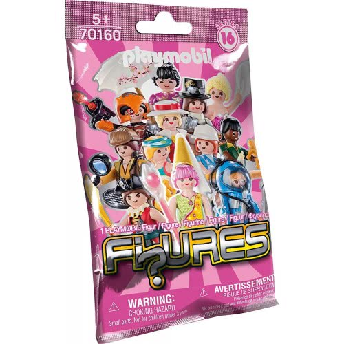 Playmobil Figures Σειρά 16 - Κορίτσι 70160 4008789701602