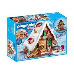 Playmobil Christmas Ο Φούρνος Του Άη Βασίλη (Με Φορμάκια Μπισκότων) 9493 4008789094933