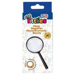 Diakakis imports The Littlies Glass Magnifier 75Mm 000646537 5205698432712