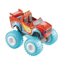 Fisher-Price Blaze And The Monster Machines Die Cast - Water Rider Blaze CGF20 / GGW59 887961789072