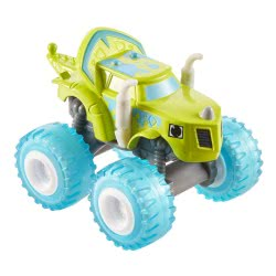 Fisher-Price Blaze And The Monster Machines Die Cast - Water Rider Zeg CGF20 / GGW60 887961789089