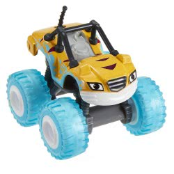 Fisher-Price Blaze And The Monster Machines Die Cast - Water Rider Stripes CGF20 / GGW63 887961789119