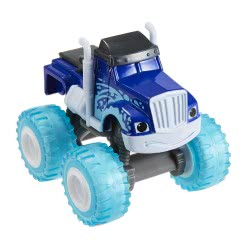 Fisher-Price Blaze And The Monster Machines Die Cast - Water Rider Crusher CGF20 / GGW64 887961789126