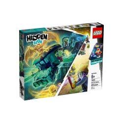 LEGO Hidden Side Ghost Train Express - Εξπρές Τρένο Φαντασμάτων 70424 5702016367195