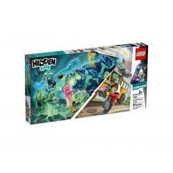 LEGO Hidden Side Λεωφορείο Αναχαίτισης Παραφυσικών Φαινομένων 3000 70423 5702016365467