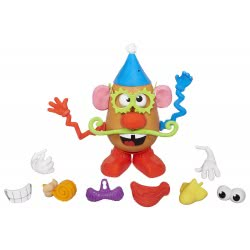 PLAYSKOOL Mr And Mrs Potato Head Party Time Figure - 2 Designs A0734 5010994662059