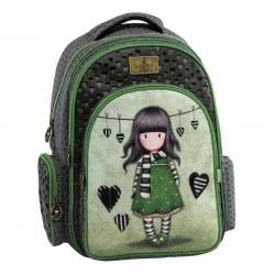 Santoro London Gorjuss The Scarf Primary School Backpack 197214 5202860972144