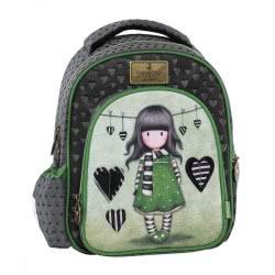 Santoro London Gorjuss The Scarf Kindergarten Backpack 197294 5202860972946