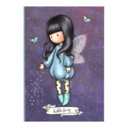 Santoro London Gorjuss Clip Pad Stationery Set - Bubble Fairy 702GJ04 5018997622506